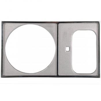 Верхняя крышка двойная для скиммеров глубиной 240 мм и контроля уровня воды 1620020