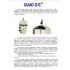 DE фильтр (из диатомовой земли) QUAD, 546 мм, 20,4 м3/ч1,75–2,75 кг диатомовой земли, без клапана