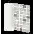 SUPRA мозаика серая / Mosaic grey 165 cm, цвет 1123/04