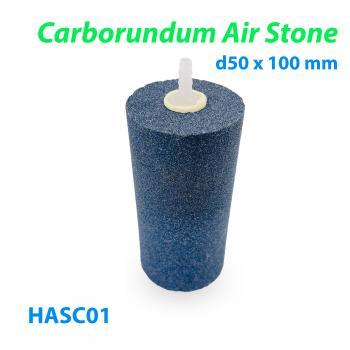 Распылитель (диффузор) воздушный круглый Carborundum Air Stone ASC01 Ø50 х 100мм в форме цилиндра