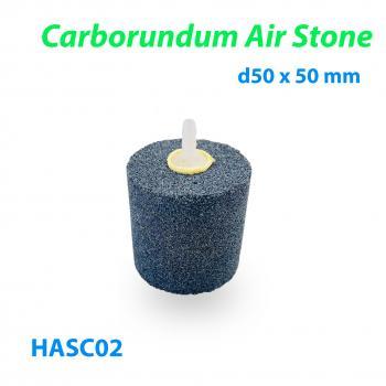 Распылитель (диффузор) воздушный круглый Carborundum Air Stone ASC01 Ø50 х 50мм в форме цилиндра
