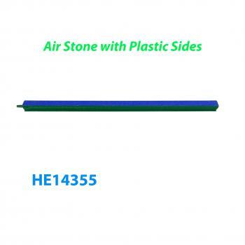 """Распылитель воздуха в пластиковом корпусе Air Stone A023 14"""" длинной 355 мм планка"""