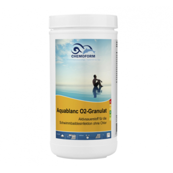 Aquablanc O2 Sauerstoffgranulat (гранулят) 1 кг.