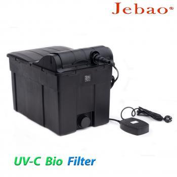 Фильтр проточный прудовый с УФ лампой UBF-12000E с УФ 18Вт