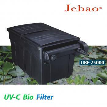 Фильтр проточный прудовый с УФ лампой UBF-25000 с УФ 36Вт
