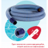 Плавающий шланг, диаметр 38 мм, упаковка 9 м.п. с соединением (Sorodist)