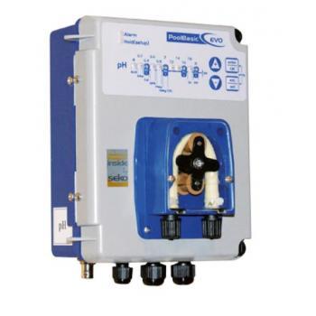 Измерительно-дозирующая станция Pool basic Evo mV - 1.5 с перистальтическим насосом
