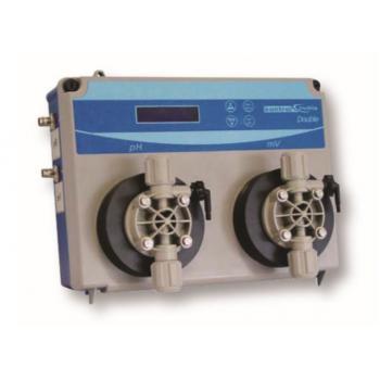Измерительно-дозирующая станция Kontrol Invikta Double PH-RX с мембранными насосами 5л/час