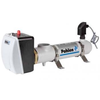 Компактный электроводонагреватель NEW Pahlen 9 кВт с реле протока и термостатом