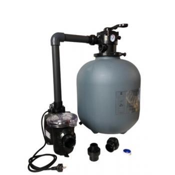 Фильтрационный комплект 600мм,  14 м3/час с насосом FREEFLO,  0,75кВт без подставки