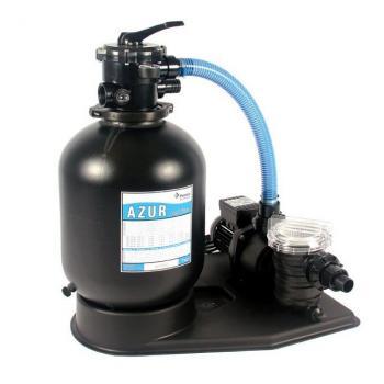 Фильтрационный комплект 375мм, 6 м3/час с насосом SW-10M, 0,25 кВт