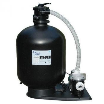 Фильтрационный комплект 475мм, 9 м3/час с насосом SW-15M, 0,55 кВт