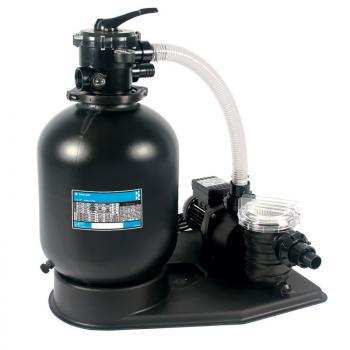 Фильтрационный комплект 560мм, 12 м3/час с насосом SW-19M, 0,75 кВт