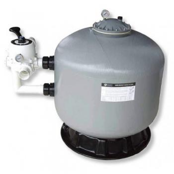 """Фильтрационная емкость  S800, производительность 25м3/час, боковой клапан 2"""", загрузка песка 355 кг"""