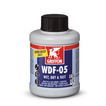 Клей WDF-05,  500мл для флекса+щеточка