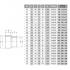 Редукция длинная 140 - 125 x 110 мм