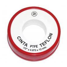 Тефлоновая лента 12 мм х 0,075 мм х 12 м