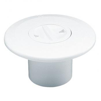 Форсунка пылесоса, пластик,  вклейка в трубу 63мм наруж., 50 мм вн. Astral Pool