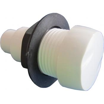 Воздухорегулятор белый -VHY