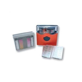 DPD - тестер Cl / pH метод - исп. таблетки (оранжев.  коробка)