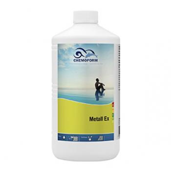 Metall-Ex жидкость для удаления солей металлов из воды