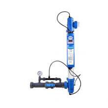 Комплект лампы Blue Lagoon UV-C, 75 Вт с озонатором для соленой воды