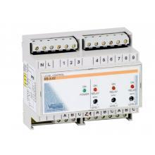 Контроль уровня воды (на DIN рейке) + 7 датчиков