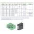 УФ установка среднего давления  CF 20, 20 м3/ч, 1.0 кВт, автоматический очиститель