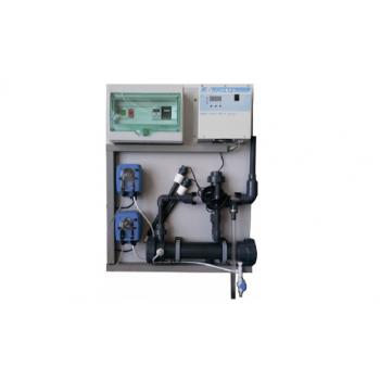 Компактная электролизная установка КЭУ-100, 100 г хлора в час (до 200 м3)
