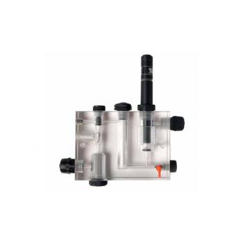 Комплект измерения свободного хлора (PPM) и уровня рН  на панели