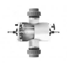 УФ установка CHARM  0.6 кВт, 33 м3/ч. с автоматическим очистителем, электронный блок питания