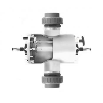 УФ установка CHARM  0.4 кВт, 9 м3/ч. с ручным очистителем, электронный блок питания