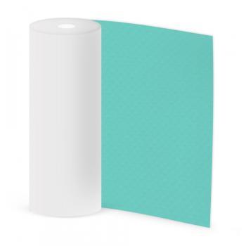 "Elbeblau Blue Turquoise (500""бирюза""), ширина 1,65 м"