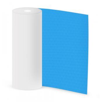 "Elbeblau Blue Adriatic blue (604""синий), ширина 2,00 м"