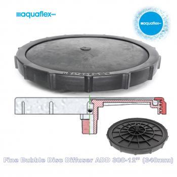 Диффузор (распылитель) воздушный дисковый ADD 300мм с обратным клапаном