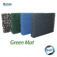 Наполнитель Matala Flex Media Green 2м x 1м x 3.8 см (цвет - Зеленый)