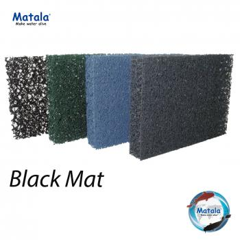 Наполнитель Matala Flex Media Black 2м x 1м x 3.8 см (цвет - Черный)