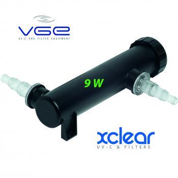 Комплект лампы UV-C Economy 9 Watt