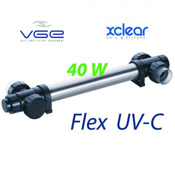 Комплект лампы UV-C XClear Budget Flex 40 Watt