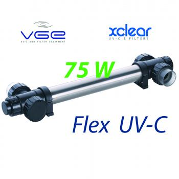 Комплект лампы UV-C XClear Budget Flex 75 Watt