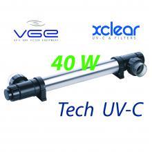 Комплект лампы UV-C XClear Budget Tech 40 Watt