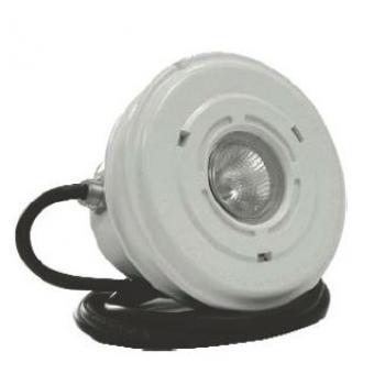 Прожектор VА 50 Вт/12В, с латунными вставками, для пленки, АВS, с защитным шлангом