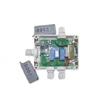 Контрольная панель с двумя пультами для LED светильников, 1500Вт